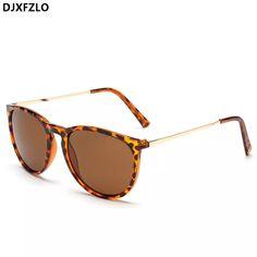 2505d11691 2018 Retro Male Round Sunglasses Women Men Brand Designer Sun Glasses for  Women Alloy Mirror Sunglasses Ray Ladies Oculos De Sol