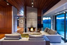 Warau Valley House by Parsonson Architects   HomeAdore