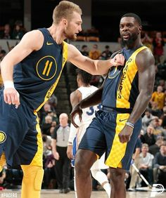 pacers Got the W in the City Edition uniforms.  PacersWin  nba   121ce535f