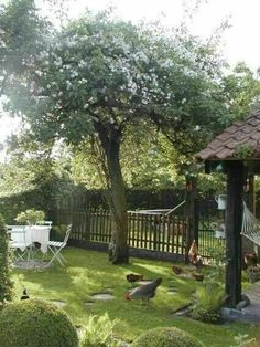 50 Awesome Front Yard Side Yard and Back Yard Landscaping Design Idea - Farmhouse Landscaping, Front Yard Landscaping, Ideas Para El Patio Frontal, Cheap Landscaping Ideas, Landscaping Software, Landscaping Contractors, Fence Ideas, Patio Ideas, Garden Cottage