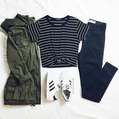 ❥ // Shop the Look - Mode - Outfit Teenage Outfits, Cute Outfits For School, Teen Fashion Outfits, College Outfits, Cute Casual Outfits, Outfits For Teens, Fall Outfits, Fashion Ideas, Ladies Fashion