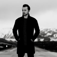 Ásgeir - what a stunning photo with the breathtaking scenery of Iceland in the background.