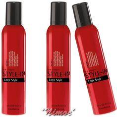 Logic Style 320ml x 3 Extra strong ecologic lacquer Style-in Ice Cream ® Inebrya