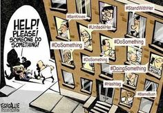 Funny pictures about Hashtag Activism Illustrated . Oh, and cool pics about Hashtag Activism Illustrated . Also, Hashtag Activism Illustrated photos. Funny Images, Best Funny Pictures, Powerful Pictures, Bystander Effect, Mind Blowing Pictures, Pictures With Deep Meaning, Hash Tag, Karl Marx, Humor Grafico