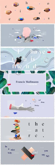 Francis-Mallmann-on-Growing-Up  title design, Main Title Design, motiondesign, motion graphics, Motion, Design, Style Frames