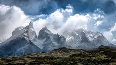 Torres del Paine by Craig Holden on 500px