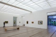 Renzo Piano - Fondation Beyeler