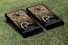 Ducks Unlimited  Cornhole Boards