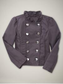 cutest military style jacket (gap kids)