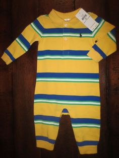 949e81970 37 Best Baby Boy Ralph Lauren Rompers images