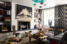 An Eclectic Home in London