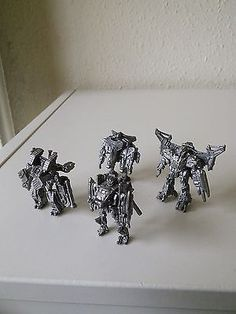 Transformers rotf #figure collection lot, #starscream, #megatron, gacha 2010,  View more on the LINK: http://www.zeppy.io/product/gb/2/272507112085/
