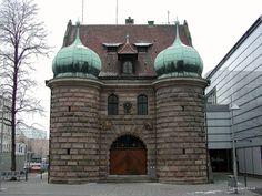 Armoury in Nuremberg, Germany