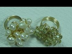 Anillo con Uñas (alambrismo) - YouTube