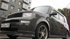 Toyota bB Владивосток-Питер