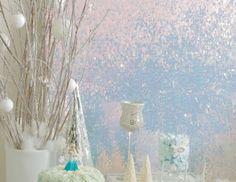 Awesome elegant Frozen Party to Ignacia