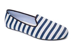Costantino Navy Stripes