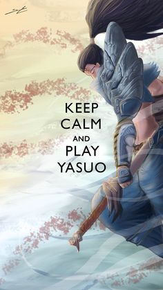 League of Legends Shirts Avaialable, Visit us! League of Legends - Yasuo league of legends champions