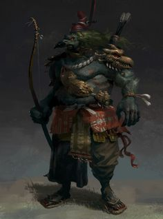 Character Design by Jun Osone