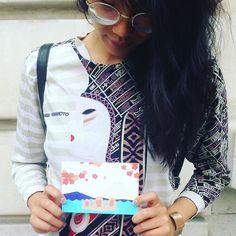 Japanese style #japan #japonese #zen #kawaii #pattern #japonesepattern #yamamoto #japonesestyle #fashion #card #carddesign #stationary #stationarylove #illustration #interactive #ar #realiteaugmentee #augmented #augmentedreality #transmedia #etsy #etsyshop #etsystationery #maker #madeinparis