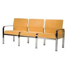Canapea cromata 3 locuri M103
