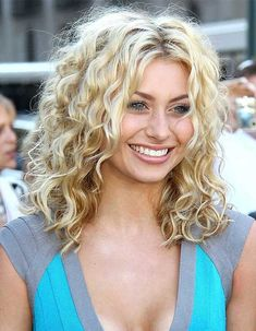 Top 20 Curly Hair with Bangs Hairstyle Ideas to Try Aly Michalka Curly H. - Top 20 Curly Hair with Bangs Hairstyle Ideas to Try Aly Michalka Curly H… Top 20 Curly Hair with Bangs Hairstyle Ideas to Try Aly Michalka Curly Hair with Bangs Blonde Curly Hair, Curly Hair With Bangs, Layers For Curly Hair, Color For Curly Hair, Short Layered Curly Hair, Fine Curly Hair, Curly Hair Styles, Medium Hair Styles, Permed Hairstyles
