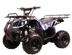 125ccs Black utility ATV $688.00 on Amazon plus $155 shipping- NO PRIME..:(