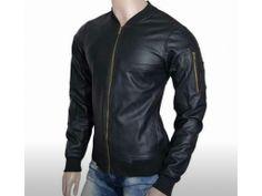 Imagen chaqueta formal cuero texx de  hombre Jeans, Leather Jacket, Formal, Jackets, Fashion, Vestidos, Leather Jackets, Color Coordination, Lady