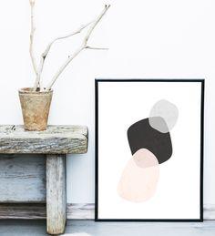 Scandinavian Art, Minimalist print, Abstract Art Print, Giclee print, Wall Art,  Poster,  Abstract Art, Wall Decor by exileprinted on Etsy https://www.etsy.com/listing/250860714/scandinavian-art-minimalist-print