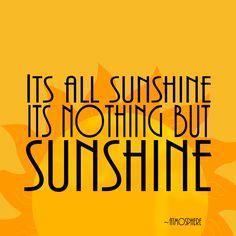 #atmosphere #SUNSHINE #lyrics