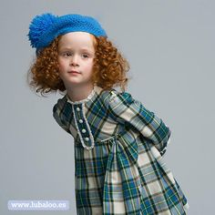 Vestido en talle imperio, su outfit para esta nueva temporada. #lubaloo #aw #aw2016 #nuevacoleccion #newcollection #vestido #niña #kids #madeinspain #hechoenespaña #modainfantil #fashionkids