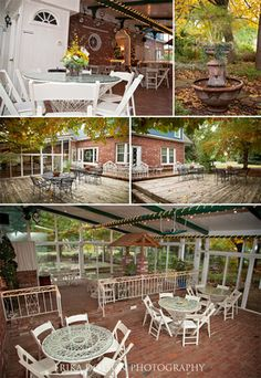 The Sunroom At Magnolia Gardens In Springdale Arkansas Erikadotsonphotography