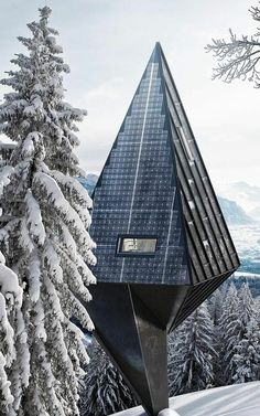 Luxury residences – 60 examples of the inspiration!   Decor10 Green Architecture, Futuristic Architecture, Beautiful Architecture, Architecture Design, Timeline Architecture, Futuristic City, Luxury Apartments, Luxury Homes, Future Buildings