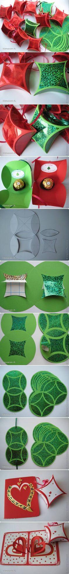 DIY Candy Gift Box DIY Projects | UsefulDIY.com Follow Us on Facebook ==> http://www.facebook.com/UsefulDiy