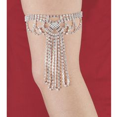 Rhinestone Armband - New Age, Spiritual Gifts, Yoga, Wicca, Gothic, Reiki, Celtic, Crystal, Tarot at Pyramid Collection