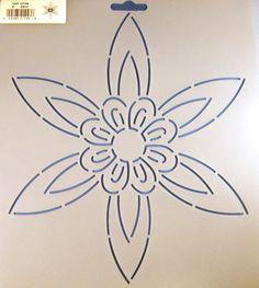 celtic flower stencil - Google Search