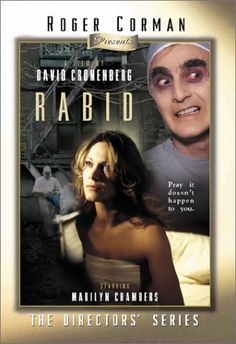 For his second commercial feature, following a pair of experimental films and 1977's Shivers, Canadian horror auteur David Cronenberg continued to mine the themes of disease and mutation that were already becoming his perennial concerns. Marilyn Chambers