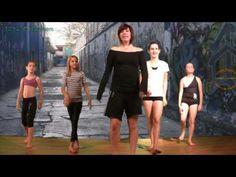Hip Hop Dance Moves - How to Dance Hip Hop House Dancing Lesson