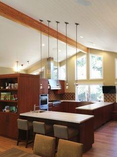 Orinda Ranch House Remodeling - contemporary - Kitchen - San Francisco - Robert Nebolon Architects