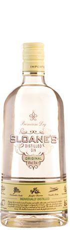 Sloane's Gin 70cl online kopen | DrankDozijn.nl online drank kopen