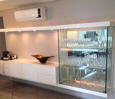 50 Cristaleiras de Vidro Modernas, Antigas e Mais Mais