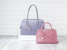 Perfect Pinks And Purples In The Aldgate Collection Radley Co Uk Love Pink