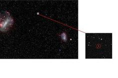 -Oldest star- The ancient star formed not long after the Big Bang 13.8 billion years ago,