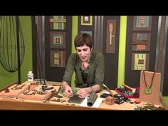 If you love found metal jewelry made from spoons, coins and such-I made this video for YOU! Candie Cooper - Remixed Media: Transforming Found Metal Objects for Your Jewelry - YouTube
