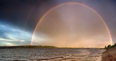 Rainbows are amazing.