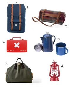 Fall Weekend Glamping Goods: Stylish Camping Essentials