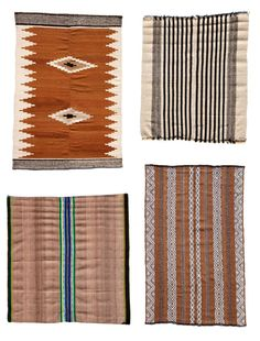 Pampa Argentinian Woven Rugs | Yellowtrace.