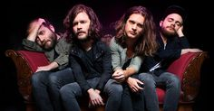 JUST ANNOUNCED: @KONGOS on May 14 at The Showbox On sale Fri at 10am