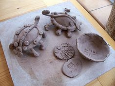 cool bugs Kids and Clay         Clay tutorials for children