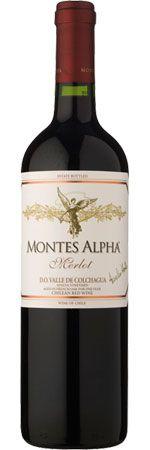 Montes Alpha Merlot product photo